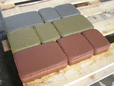 Новые формы для изготовления тротуарной плитки «Старый город»
